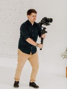 Chris Printz, Wedding Videographer