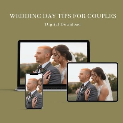 Wedding Day Tips for Couples